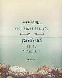 the lord will fightn 2